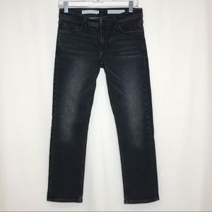 Pilcro and the Letterpress Slim Straight Jeans 27